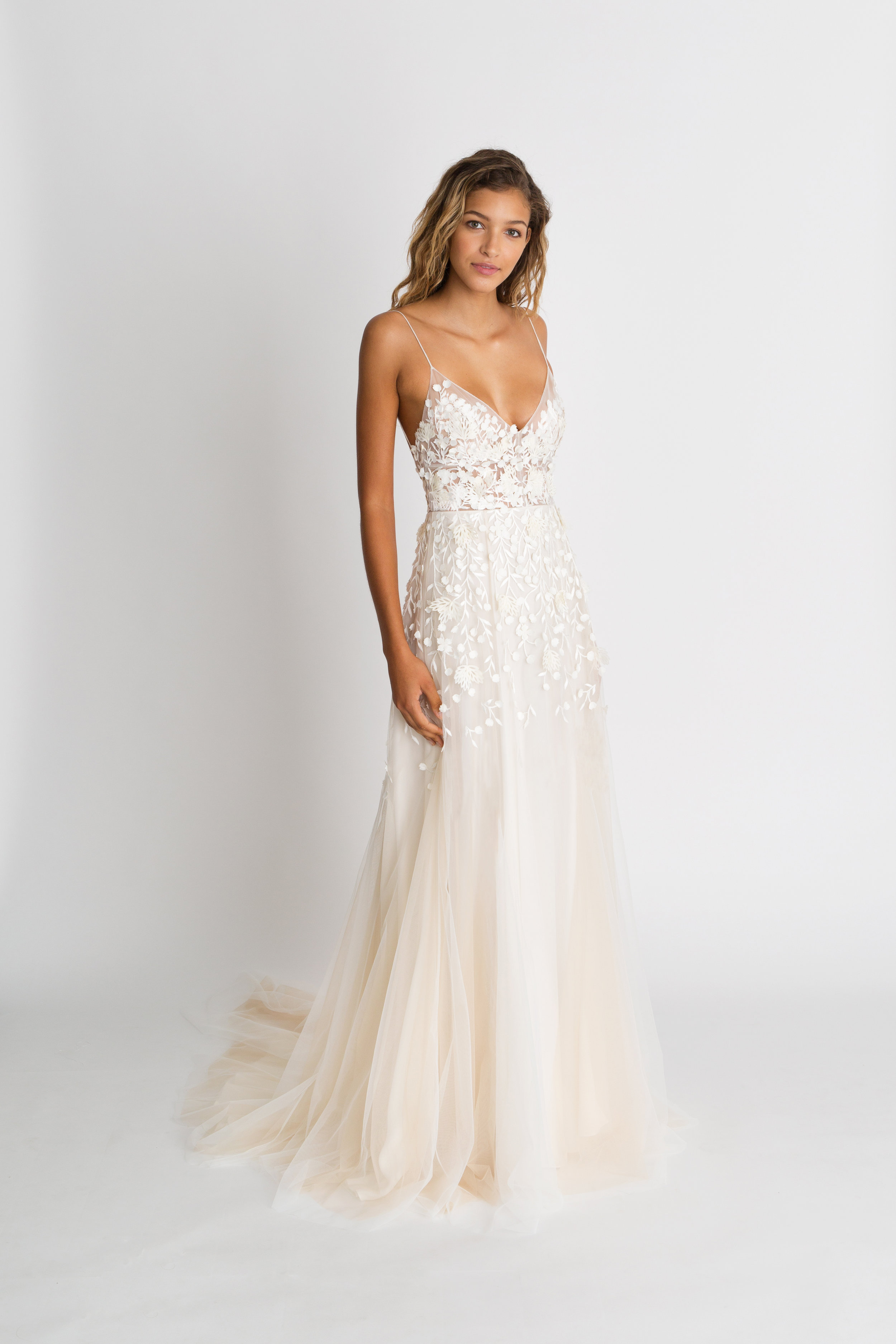 - 'LANA' GOWN