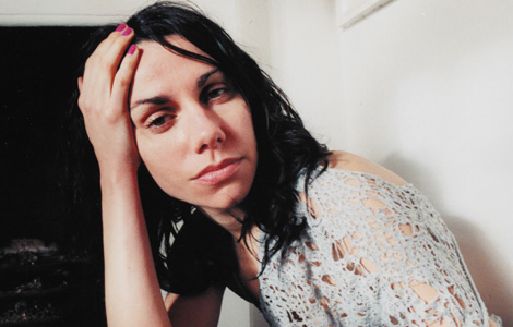PJ Harvey. ***FDCTRANSFER***