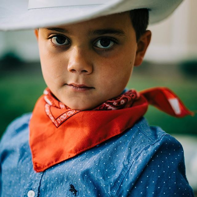 This little cowboy had his 1st grade square dancing recital today and rocked it! 🤘🏼Is that even a thing? To rock at square dancing? 🤔