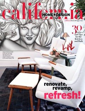 California Home + Design - The Italian Job