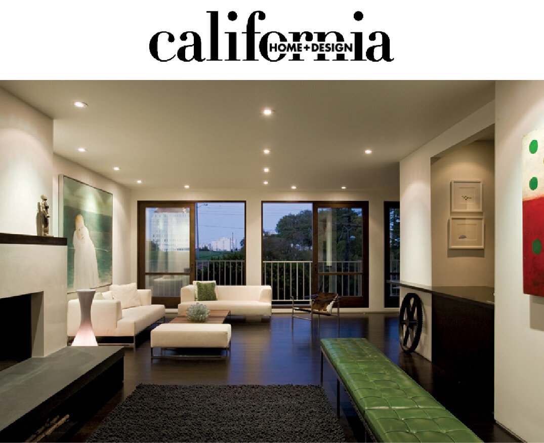 California Home + Design - A Heightened Awareness
