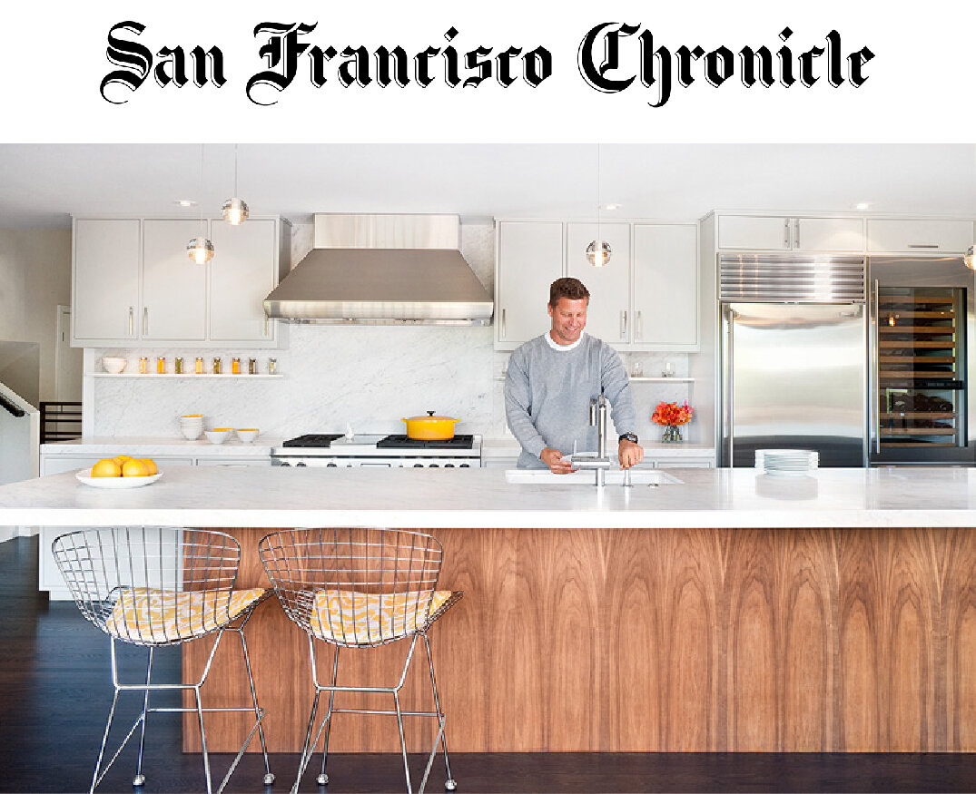 San Francisco Chronicle - Architect, art historian covers all the bases