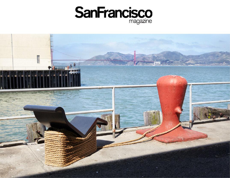 San Francisco Magazine - Catbird Seats All