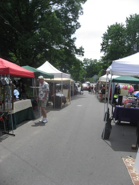 Snapshot of the 2012 Noda Day in May festival.
