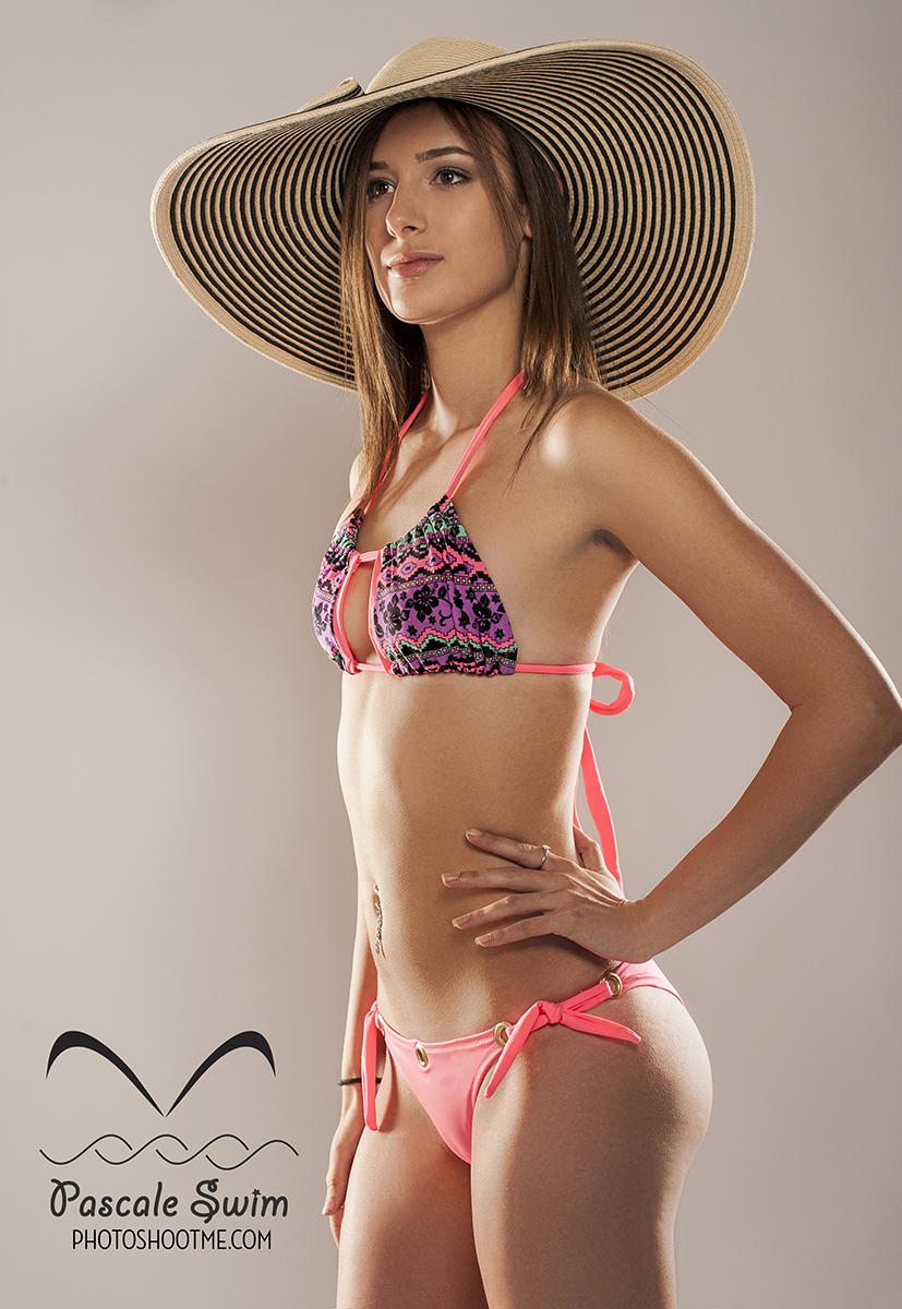 Pascale Swimwear photo by Marek Michalek