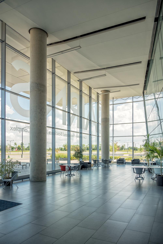 Architectural Photography - Brock University Interior - Marek Michalek Photography 001.jpg