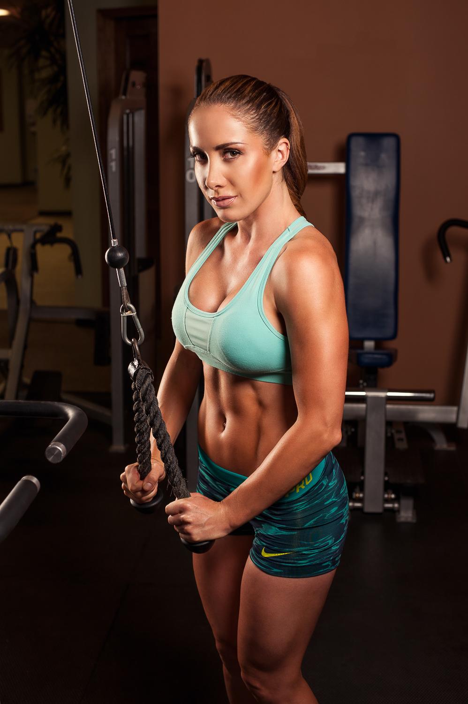 Hamilton Toronto Fitness Photographer - Marek Michalek - Female Fitness Competitor.jpg