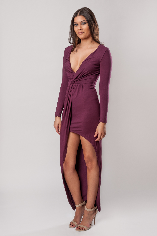 Hamilton Toronto Fashion Photographer -  Sassy Gal Amazing Red Dress 2 by Marek Michalek .jpg