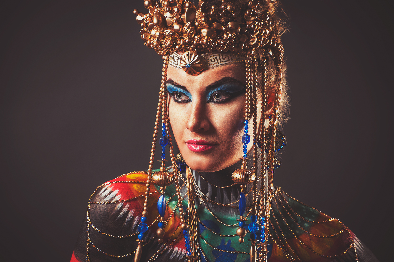Hamilton Toronto Fashion Photographer - Ancient Egyptian Queen by Marek Michalek.jpg