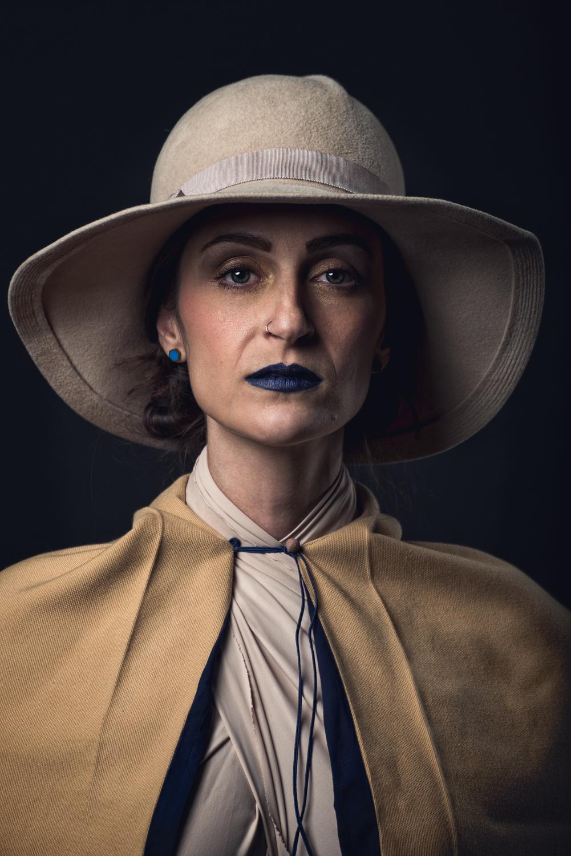 Hamilton Ontario Portrait Photographer - Fashion Editorial Headshot - photo by Marek Michalek.jpg