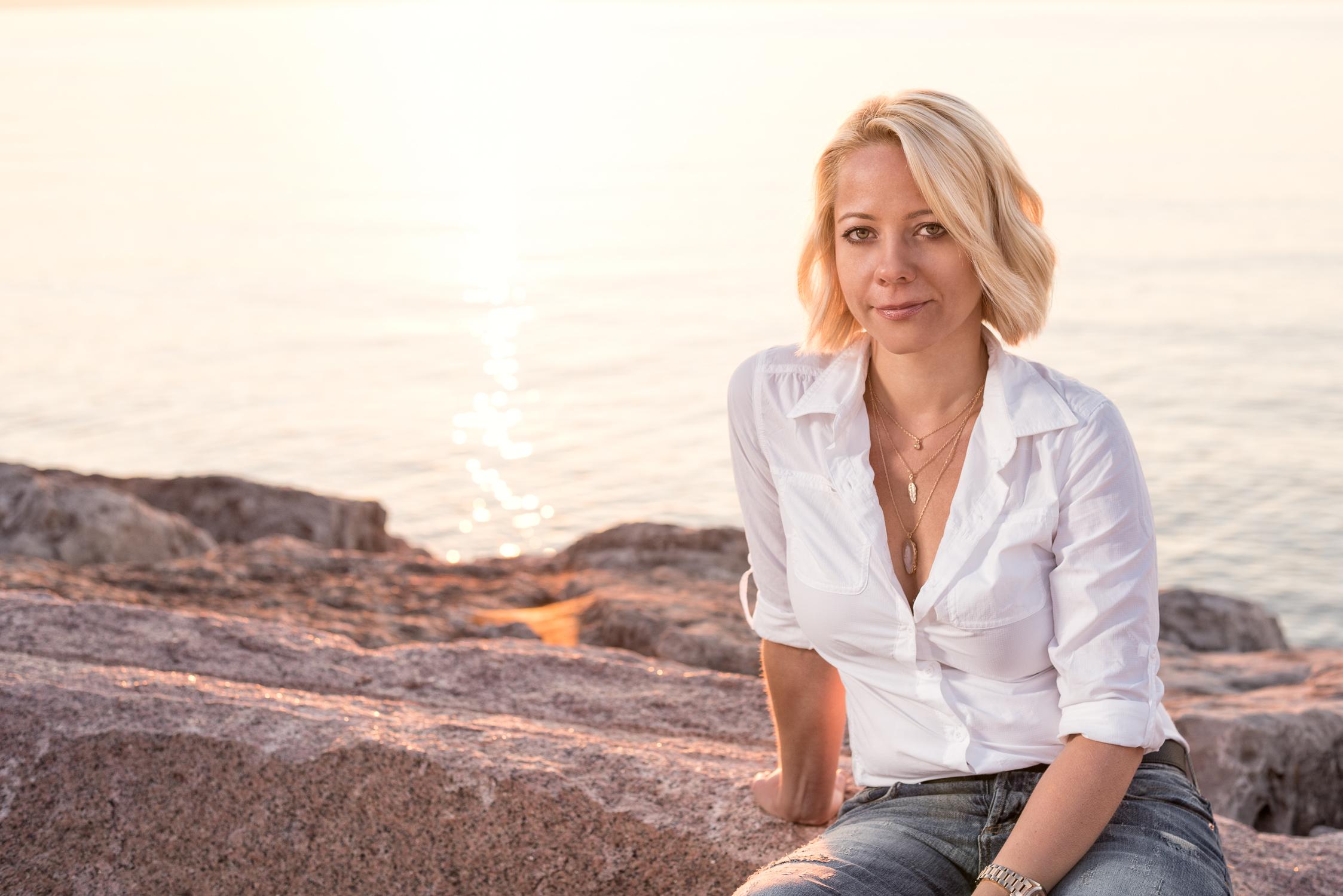 Environmental Portrait Session in Burlington Ontario - Sunrise Shoot  002.jpg
