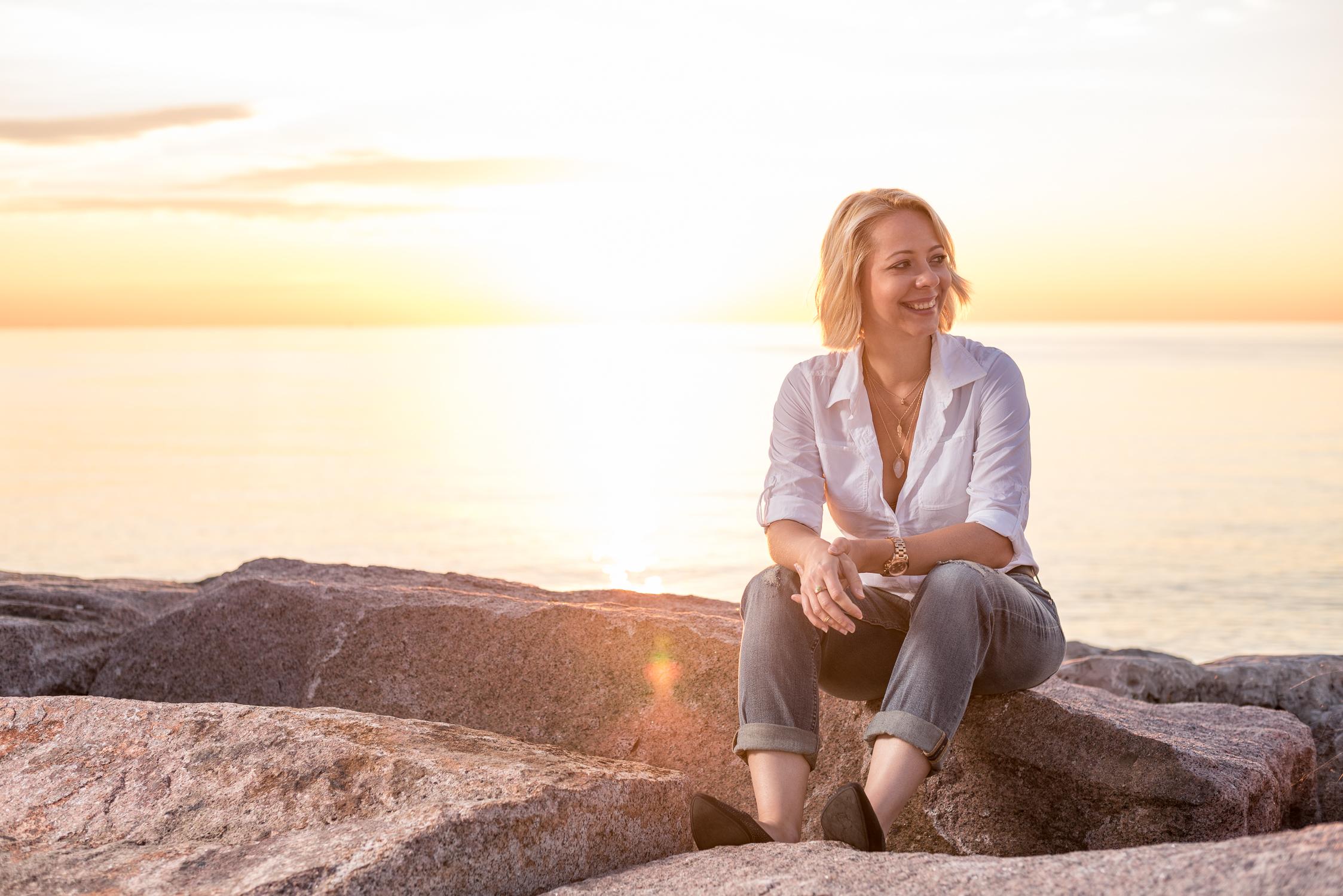 Environmental Portrait Session in Burlington Ontario - Sunrise Shoot  003.jpg