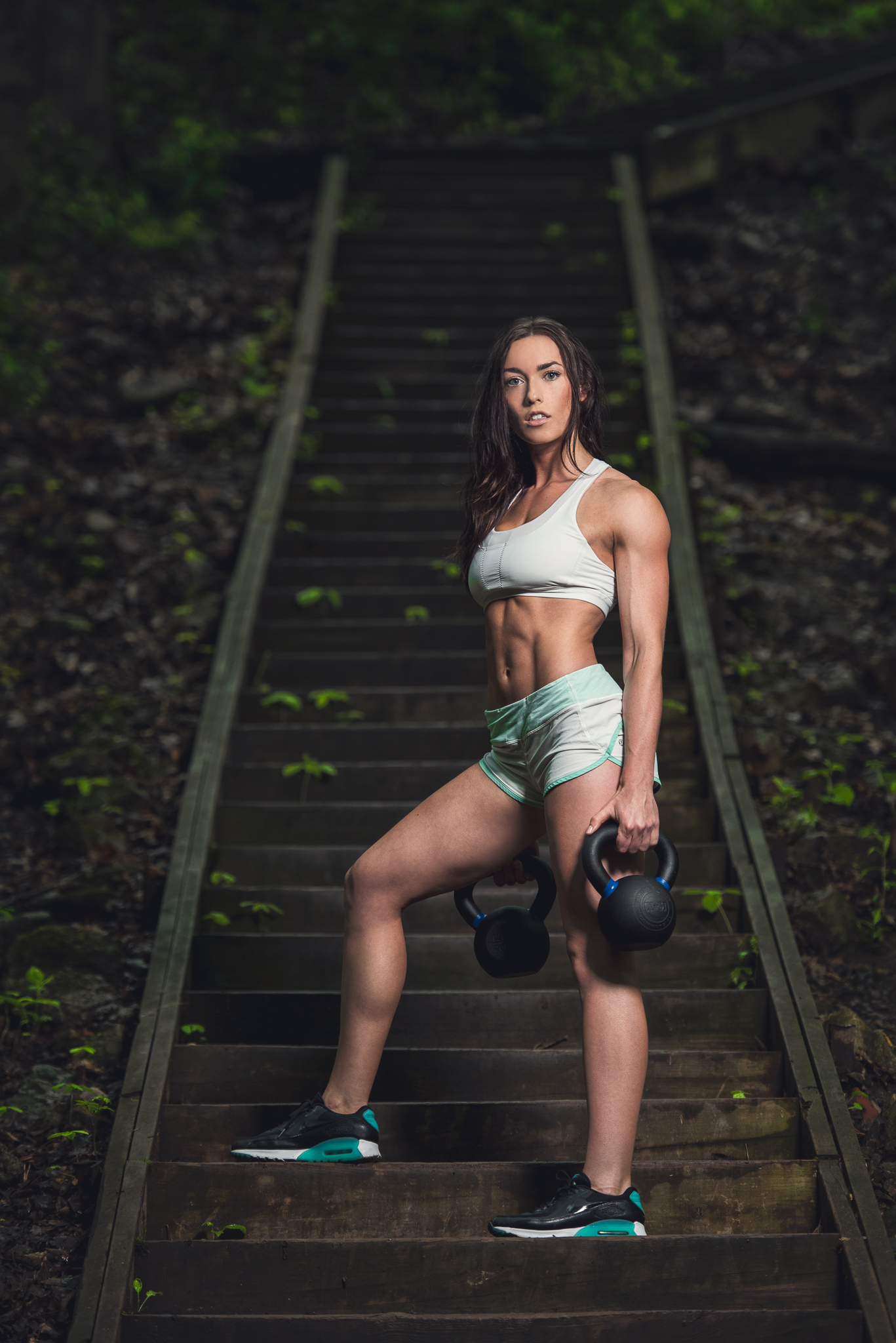 Hamilton Fitness Photographer - Outdoor Kettle Bell Photoshoot 001.JPG