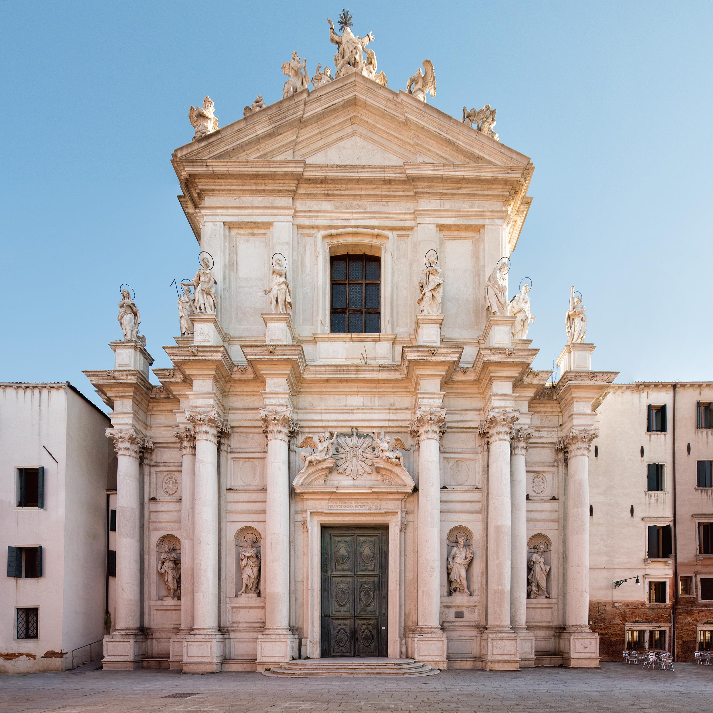 Chiesa dei Gesuiti, Sestiere di Cannaregio.