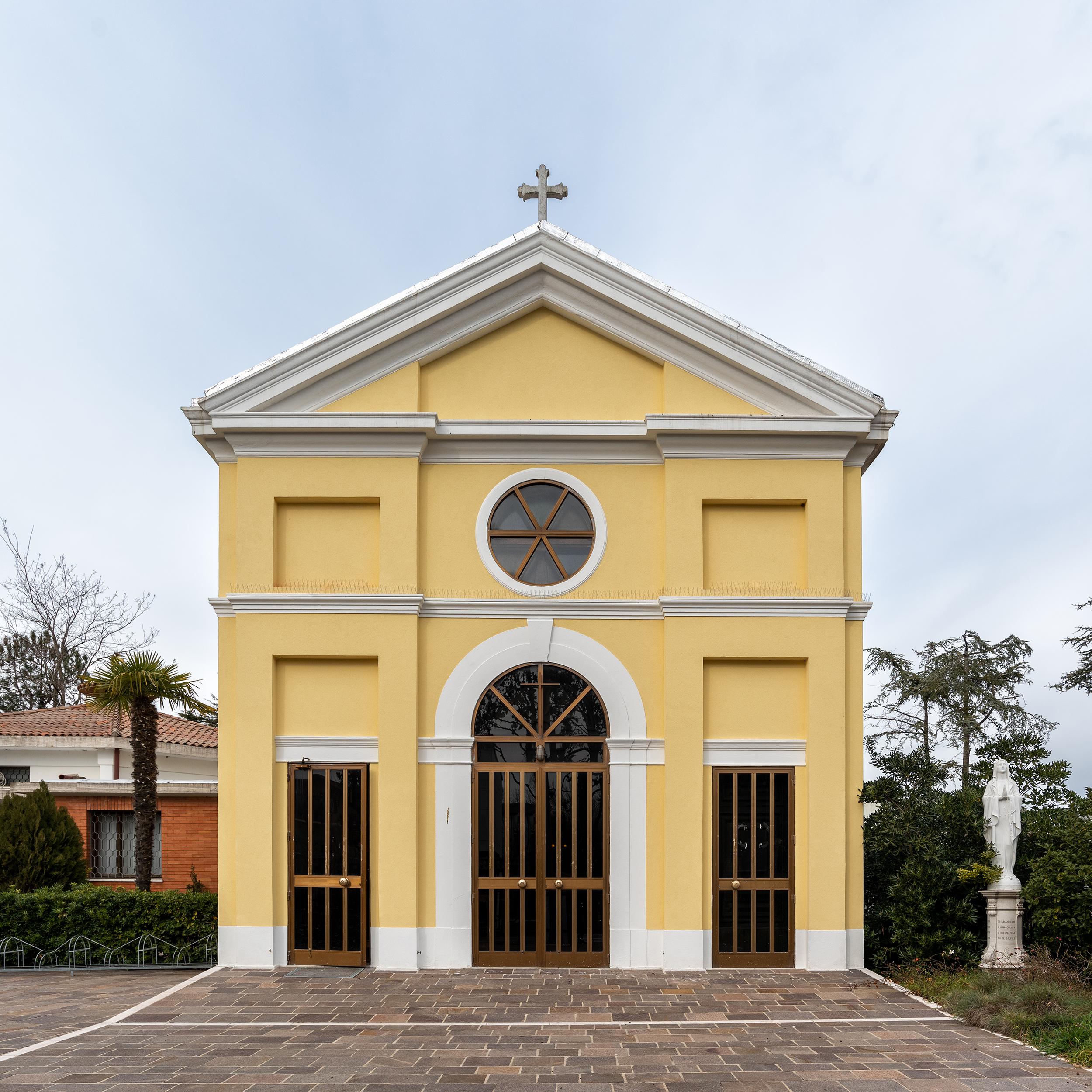Santa Maria della Salute, Lido-Alberoni.