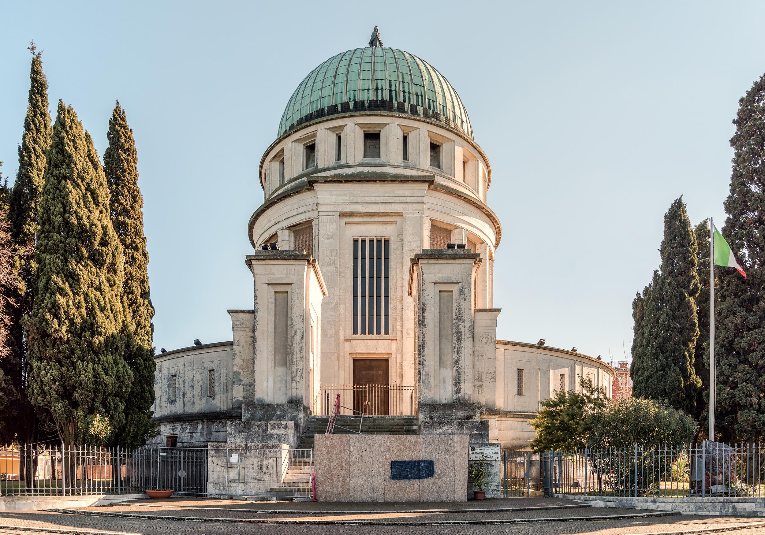 Santa Maria della Vittoria, Lido.