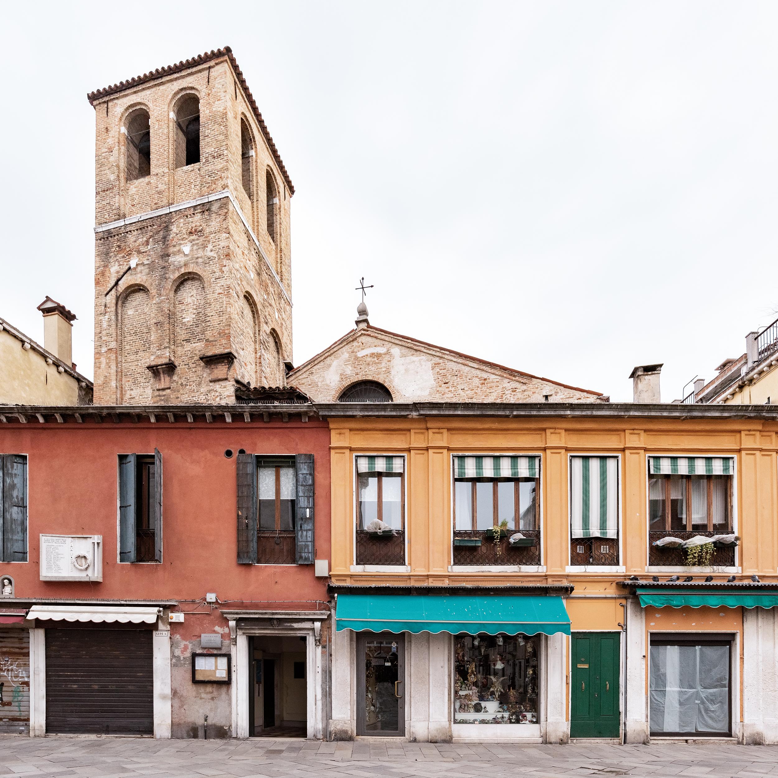 Santa Sofia, Sestiere di Cannaregio.