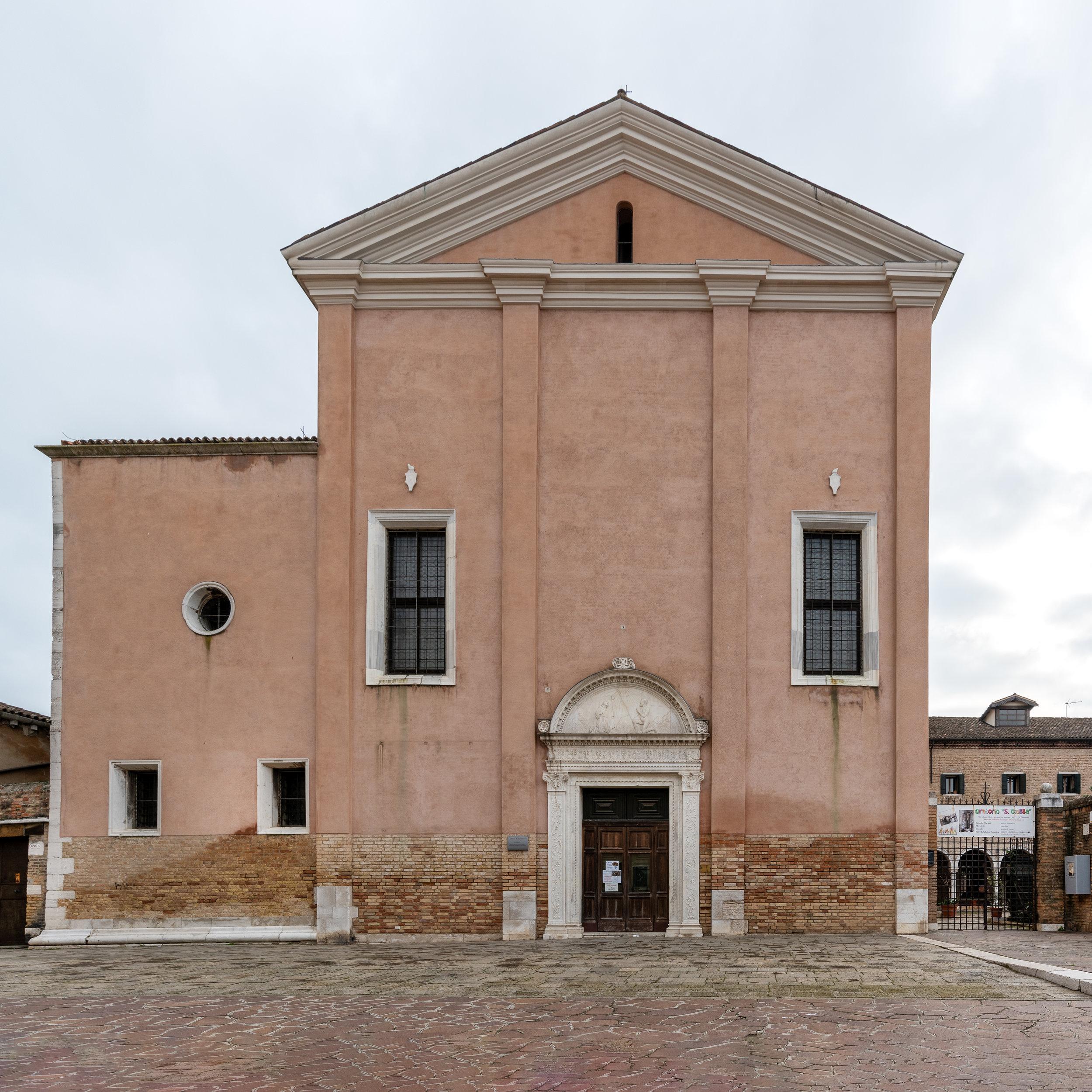 San Giobbe, Sestiere di Cannaregio.