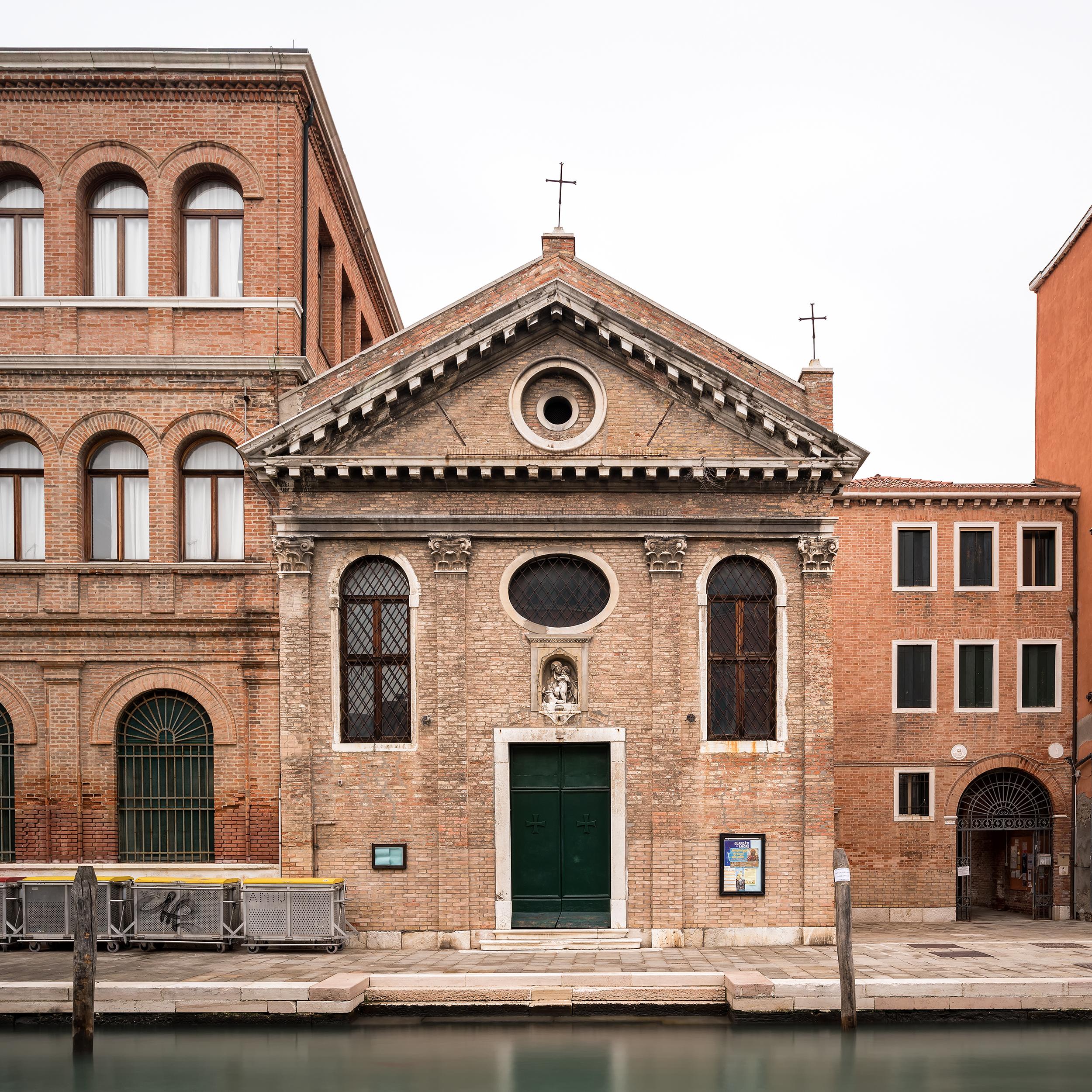 Santa Maria del Redentore, Sestiere di Cannaregio.