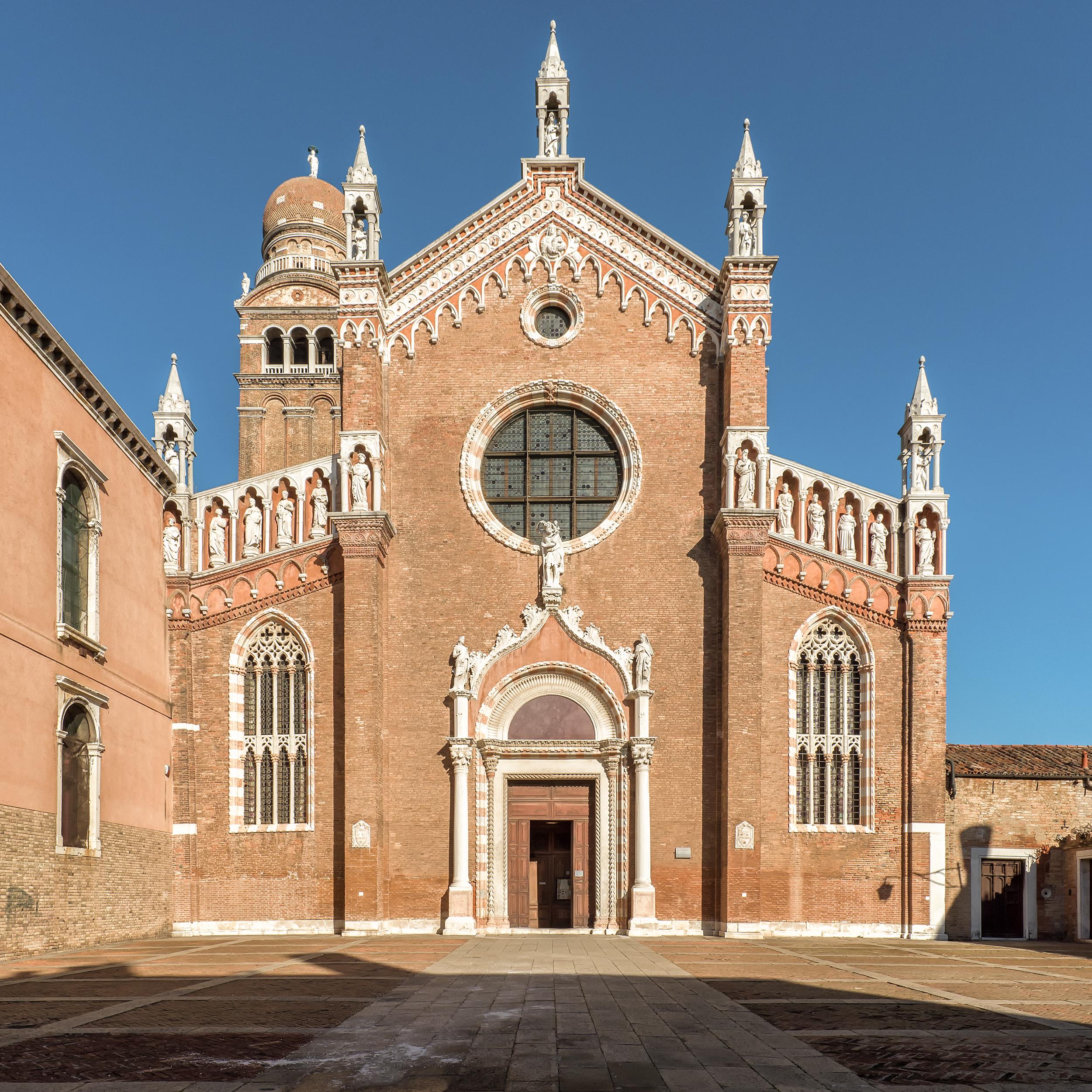 Madonna dell'Orto, Sestiere di Cannaregio.