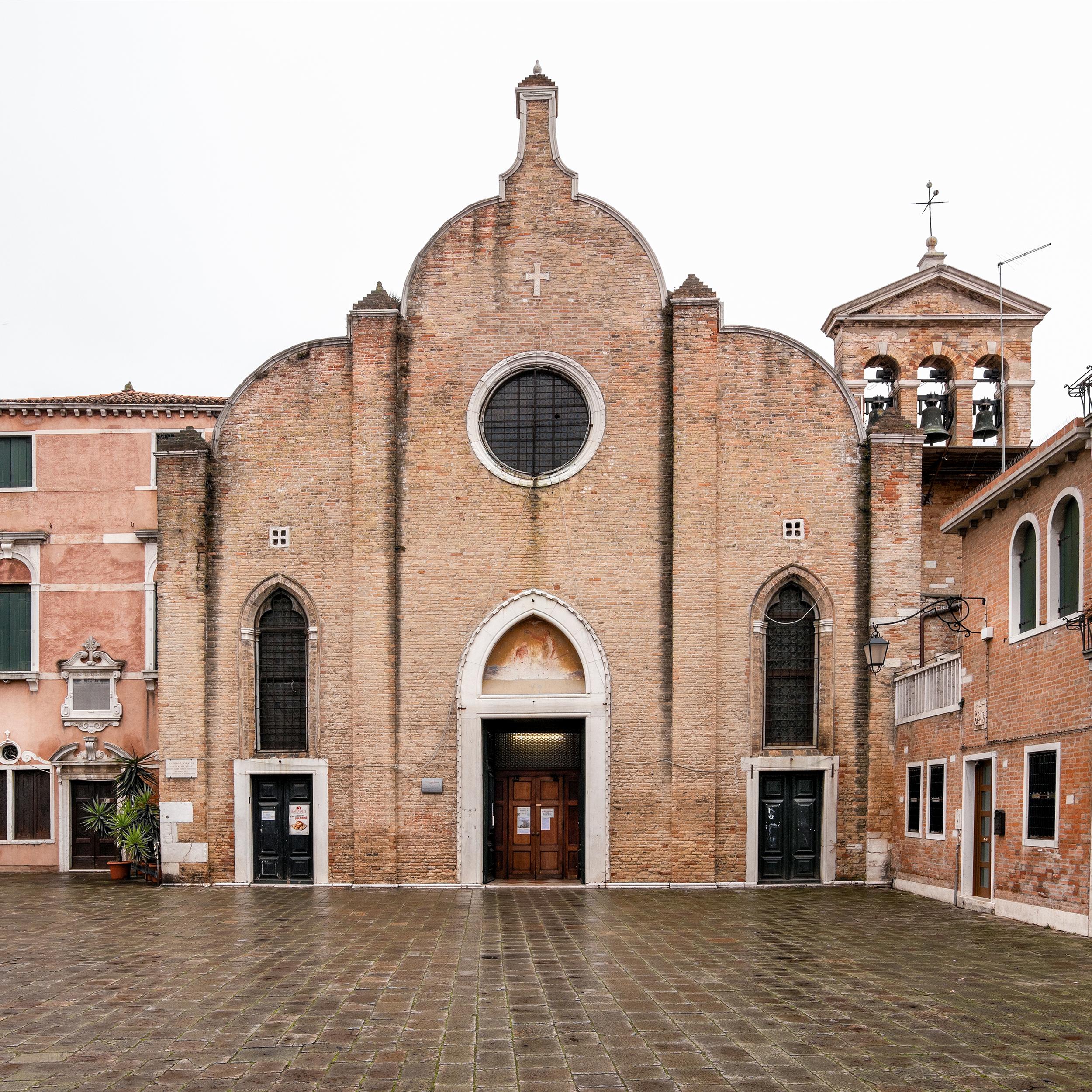 San Giovanni in Bragora, Sestiere di Castello.