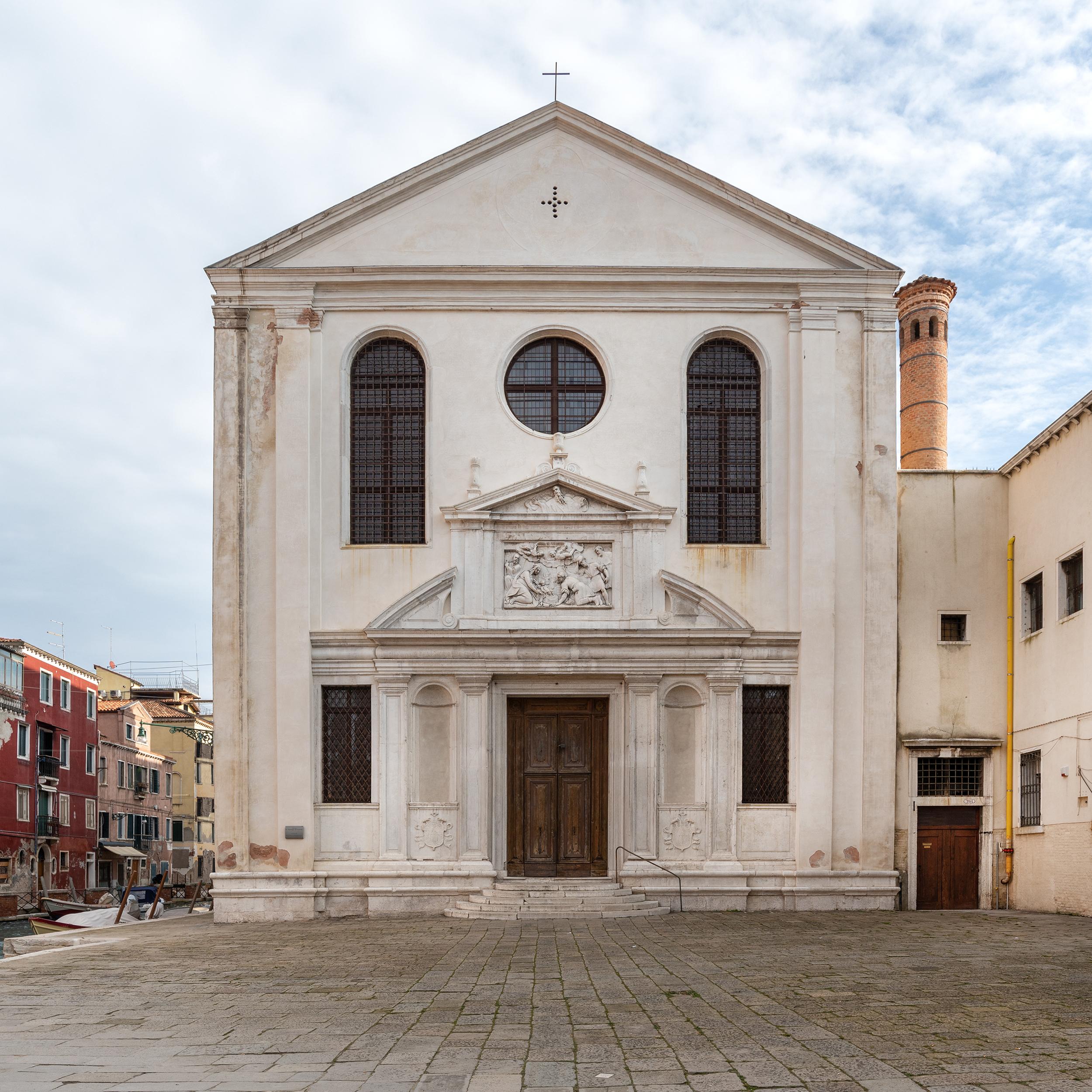 San Giuseppe di Castello, Sestiere di Castello.
