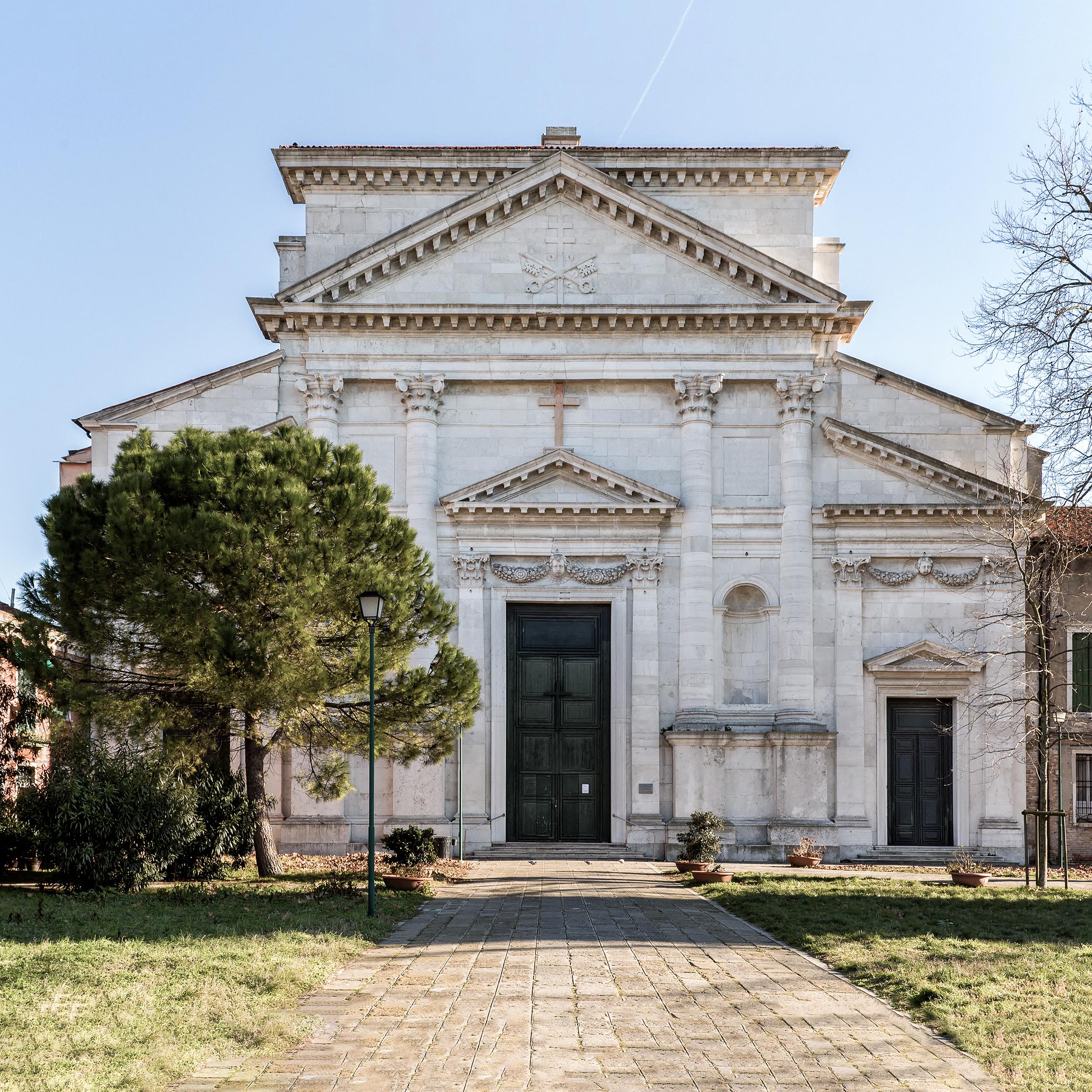 San Pietro di Castello, Sestiere di Castello.