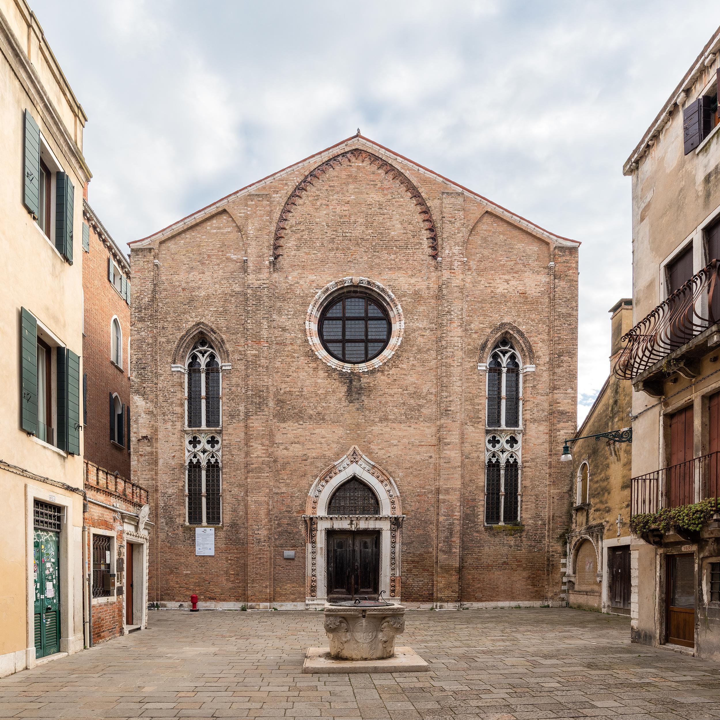San Gregorio, Sestiere di Dorsoduro.