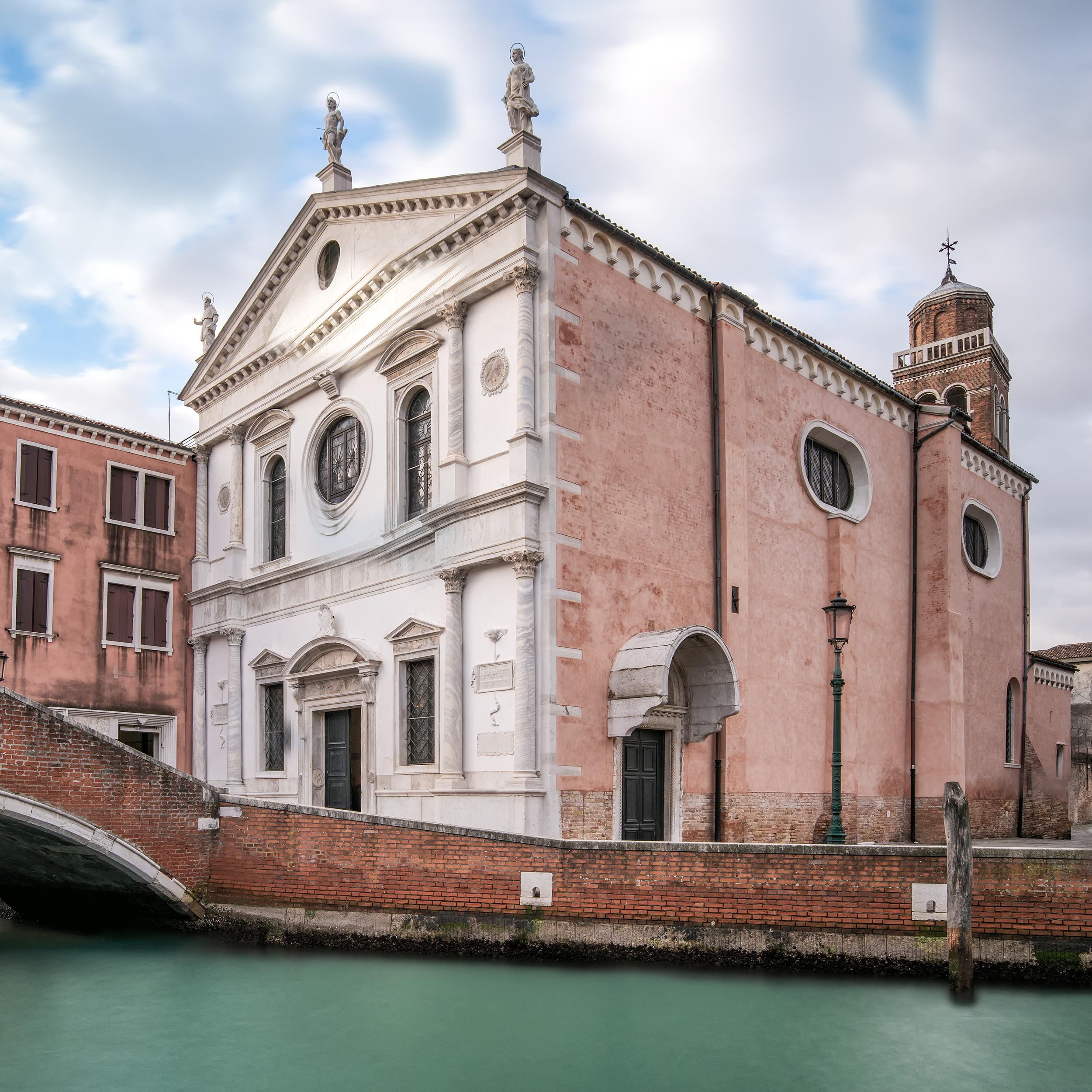 San Sebastiano, Sestiere di Dorsoduro.