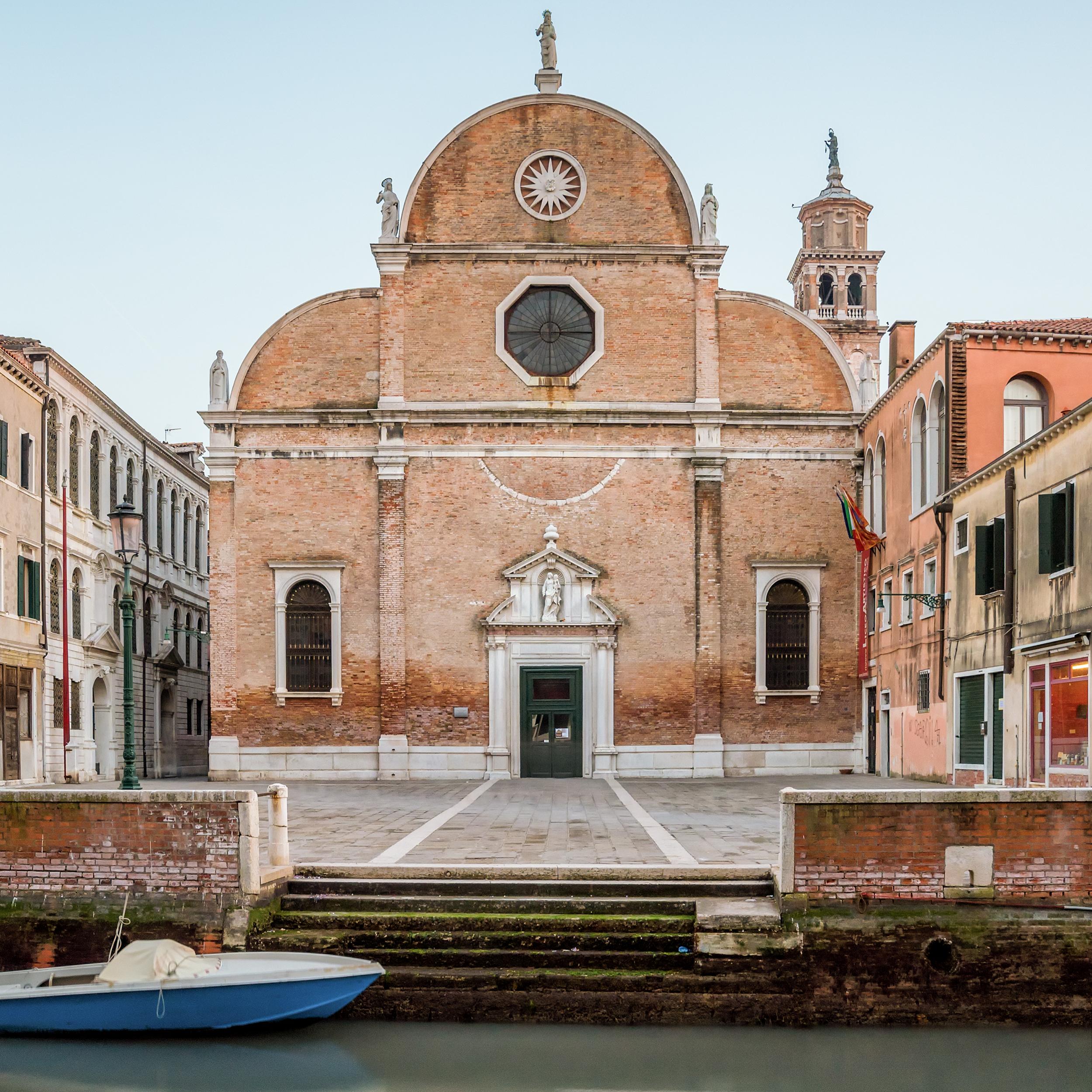 Santa Maria dei Carmini, Sestiere di Dorsoduro.
