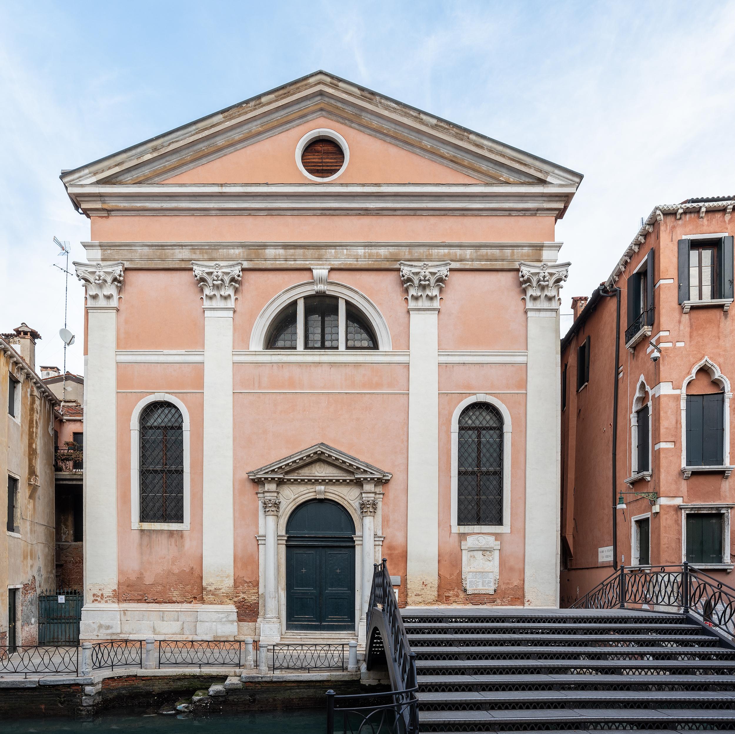 San Luca, Sestiere di San Marco.
