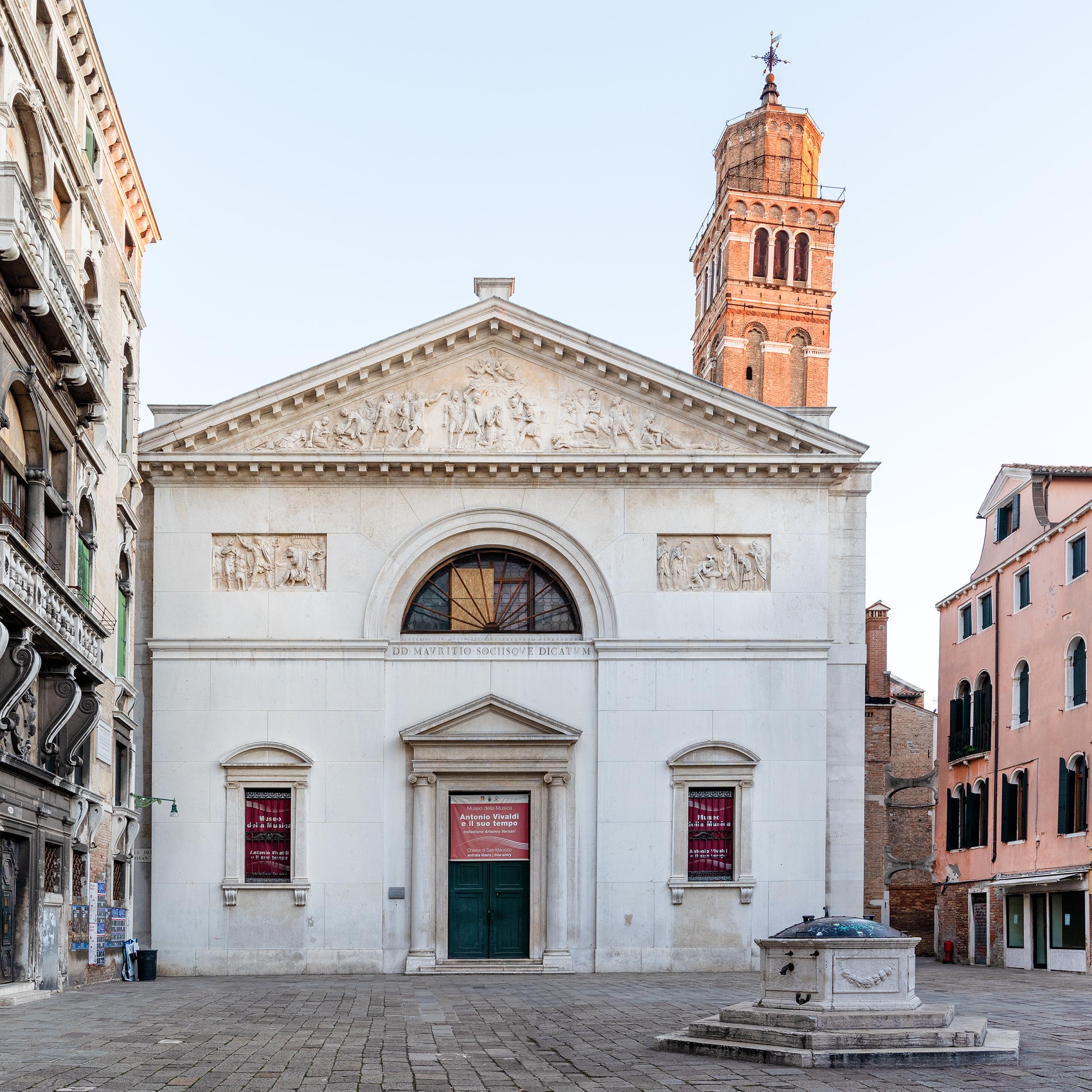 San Maurizio, Sestiere di San Marco.