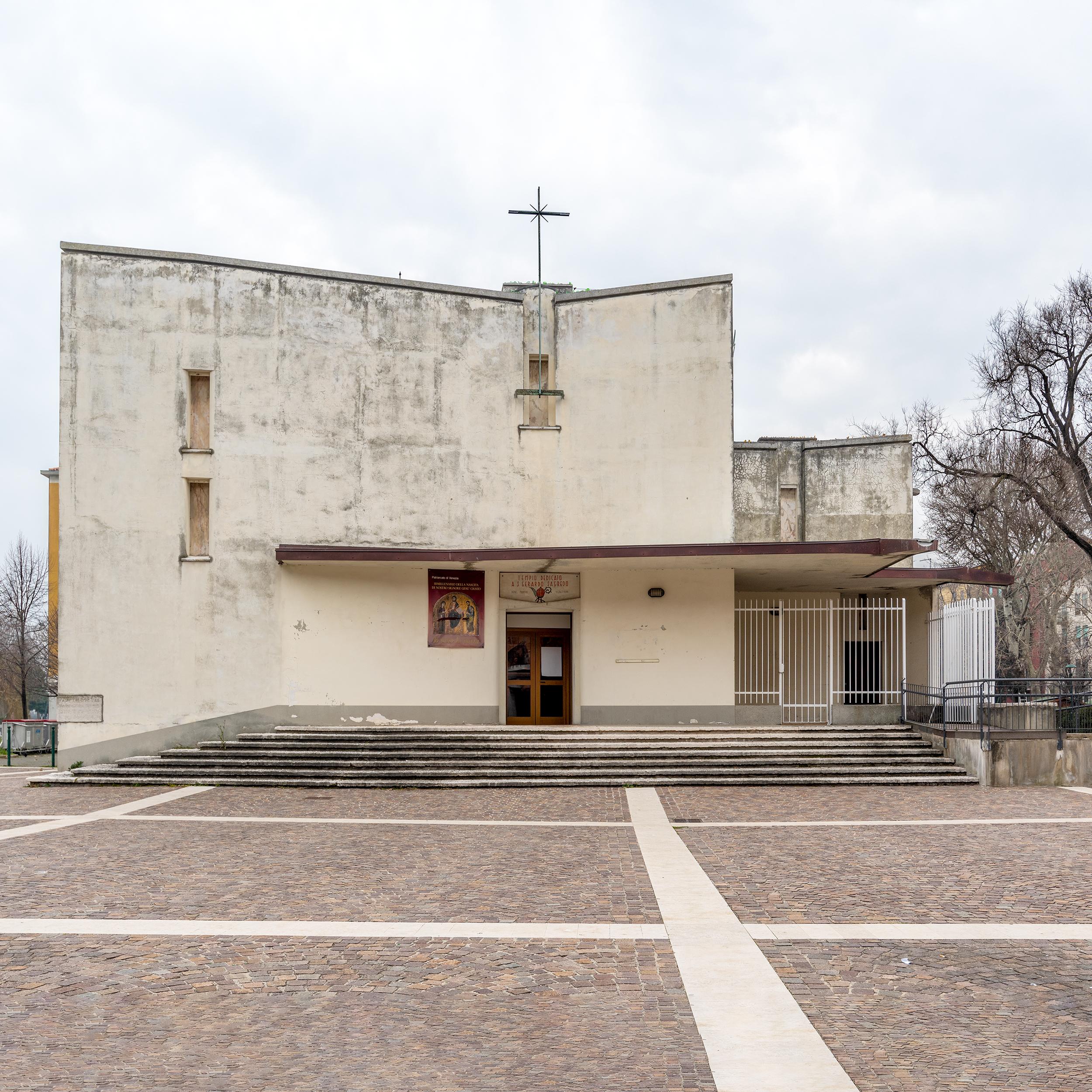 San Gerardo Segredo, Giudecca.