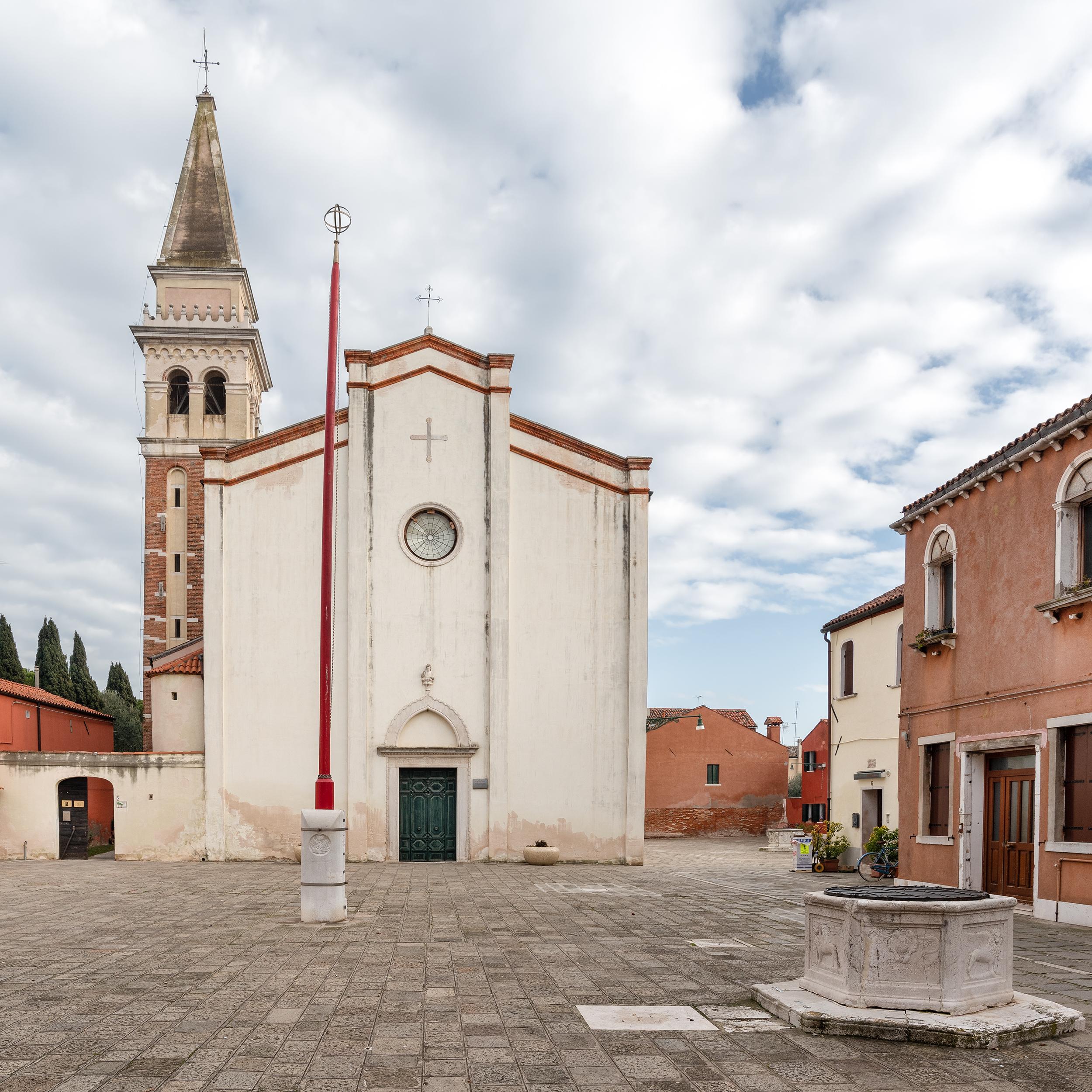 Santa Maria Assunta, Lido (Malamocco).