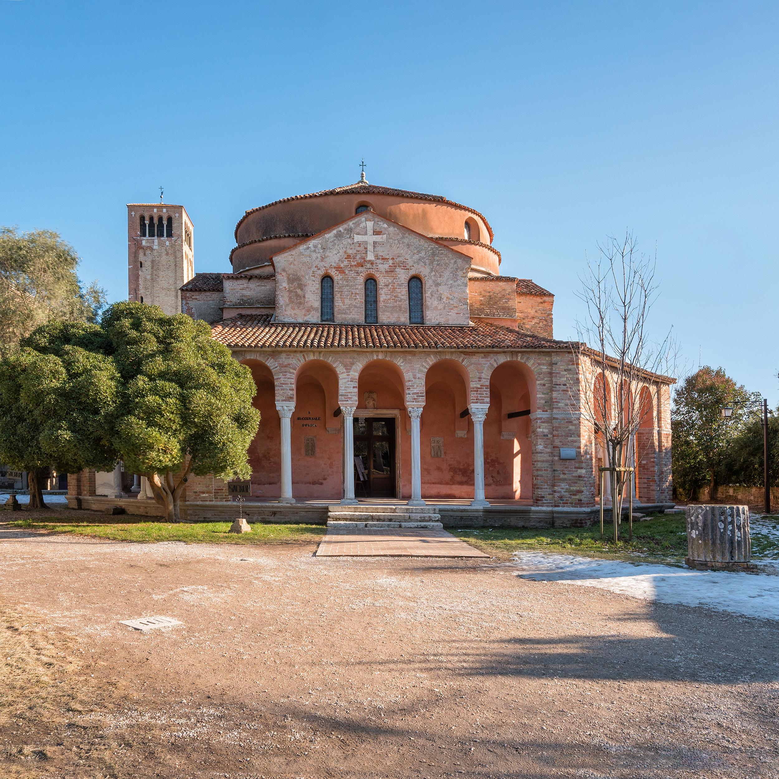 Santa Fosca, Torcello.