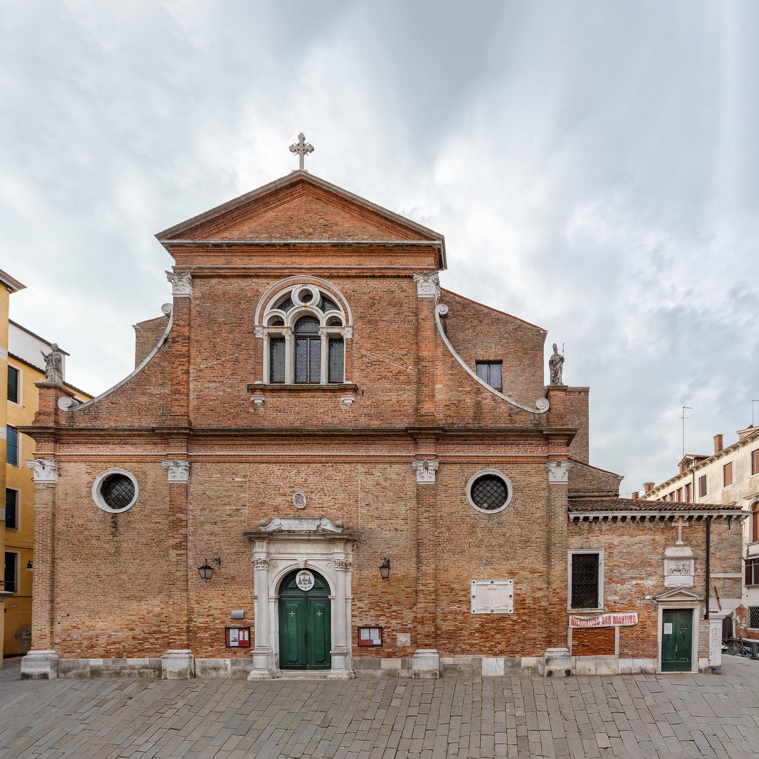 San Martino, Sestiere di Castello.