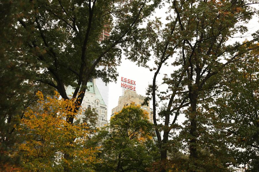 Essex House, 2012   New York, NY