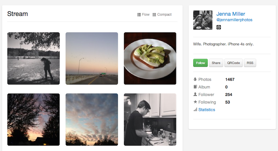 Instagram Feed, 2013