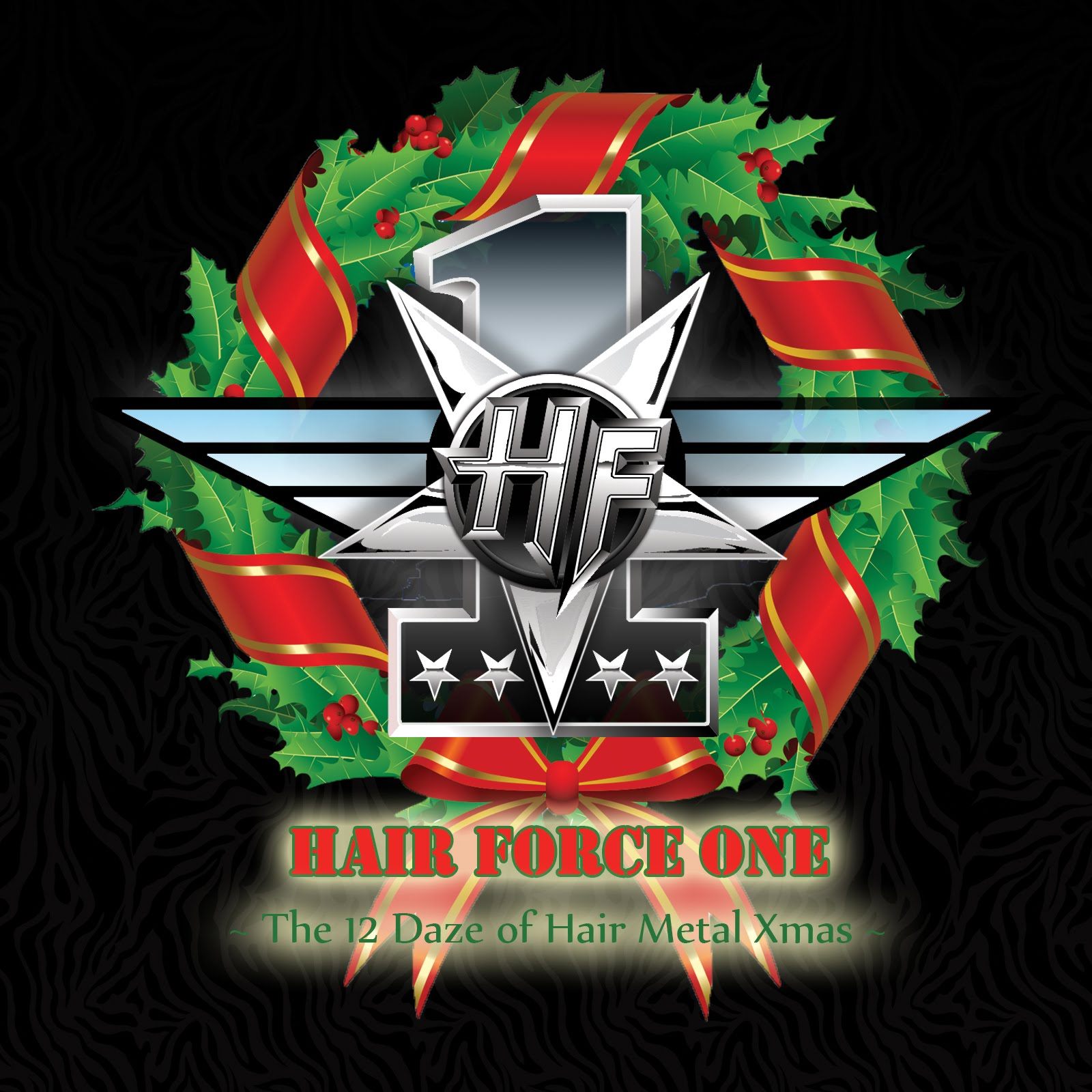 Day 3: Hair Metal Holiday - With special guest appearance by Andrew Carlsen, Todd Schartung, and a gang of skinhead toughs.