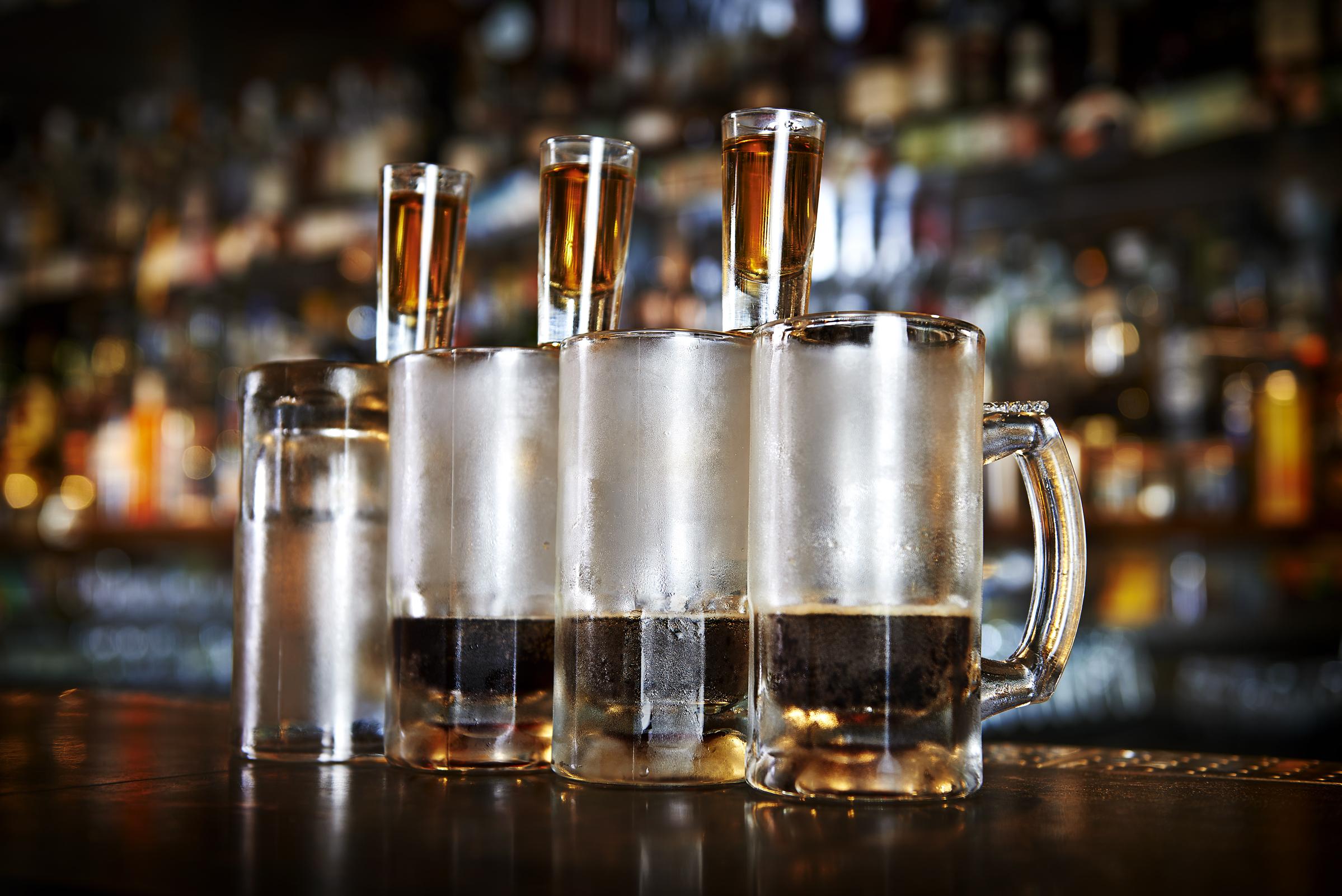 Bourbon & Root Beer Train