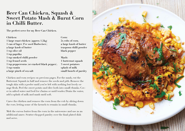 Beer Can Chicken — Scott Grummett: Food Photographer