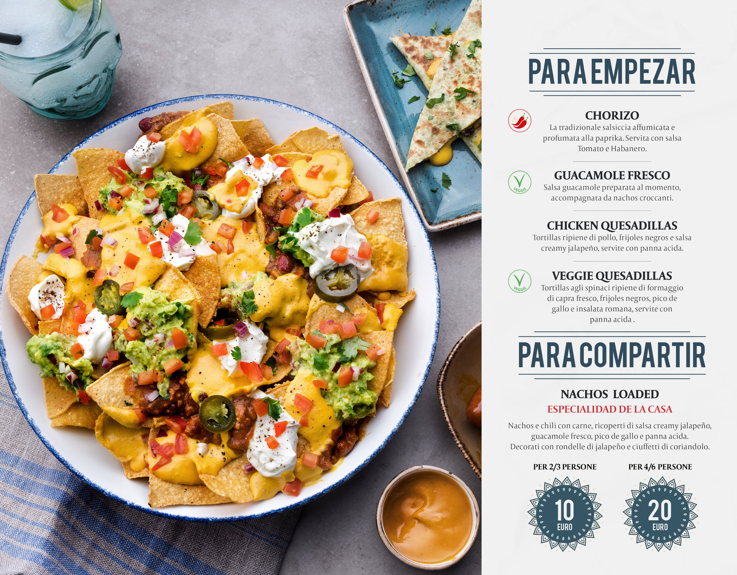 Calavera: Mexican Restaurant Chain in Italy  — Scott Grummett: Food