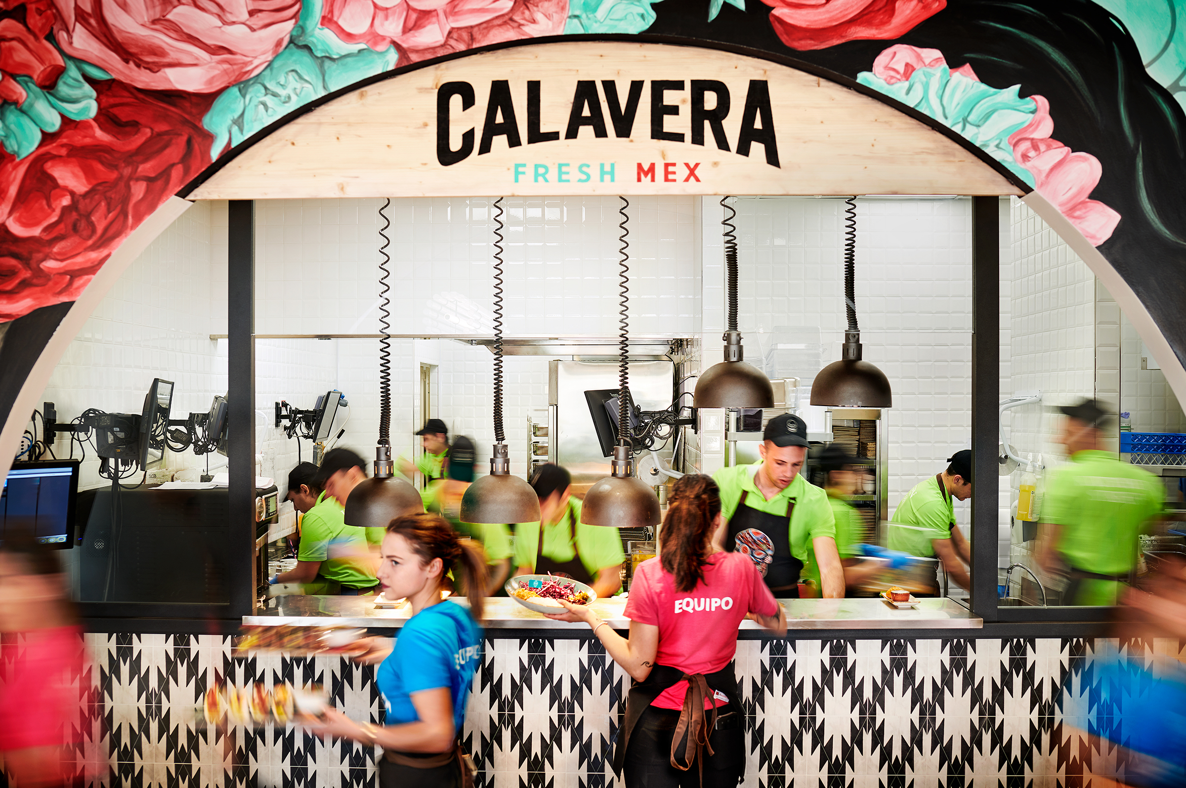 Calavera: Mexican Restaurant Chain in Italy: Chef's Pass