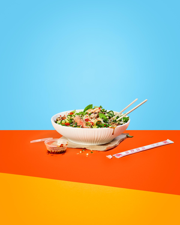 Just Eat Scott Grummett Food Photographer Director