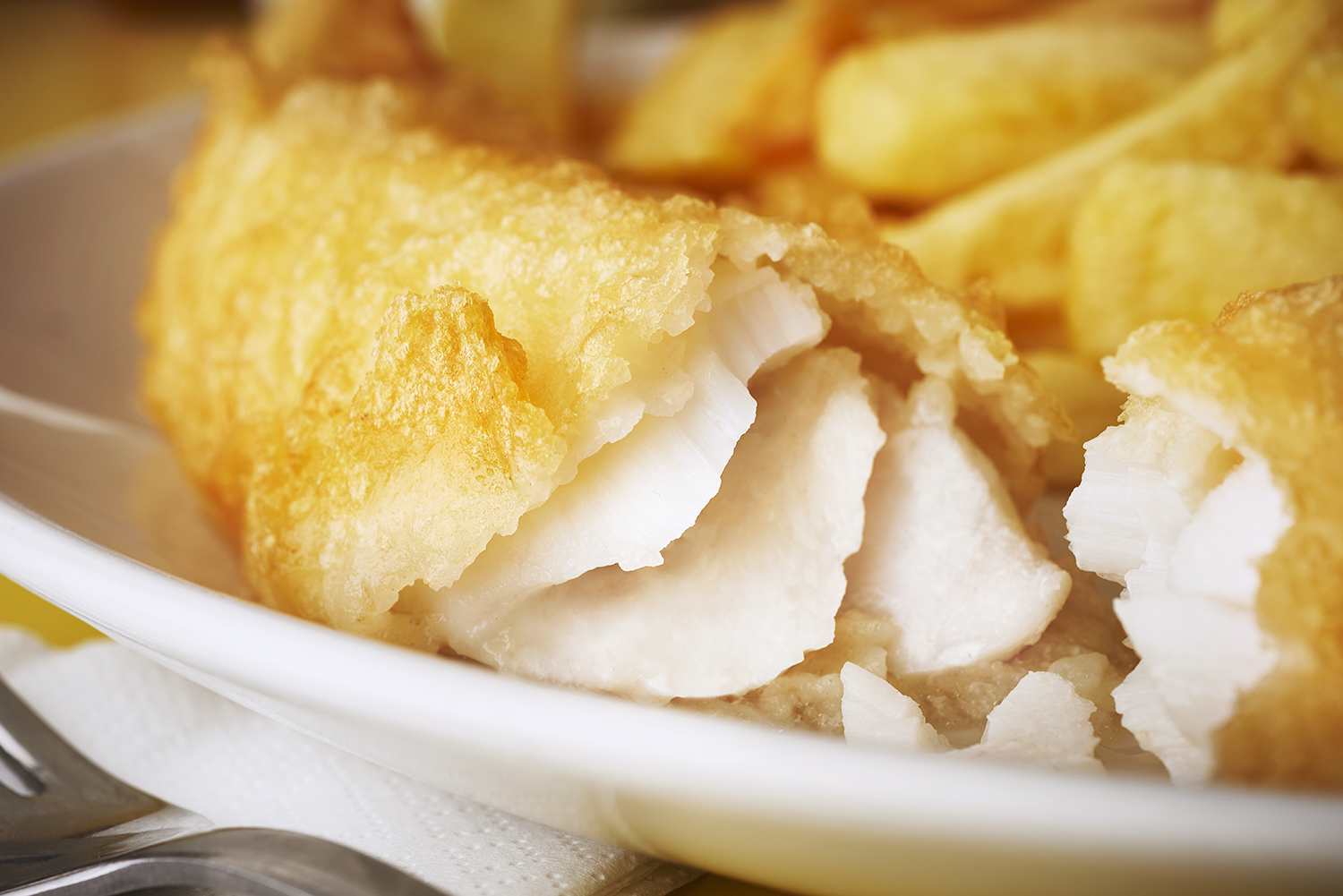 Golden Union: Fish & Chips