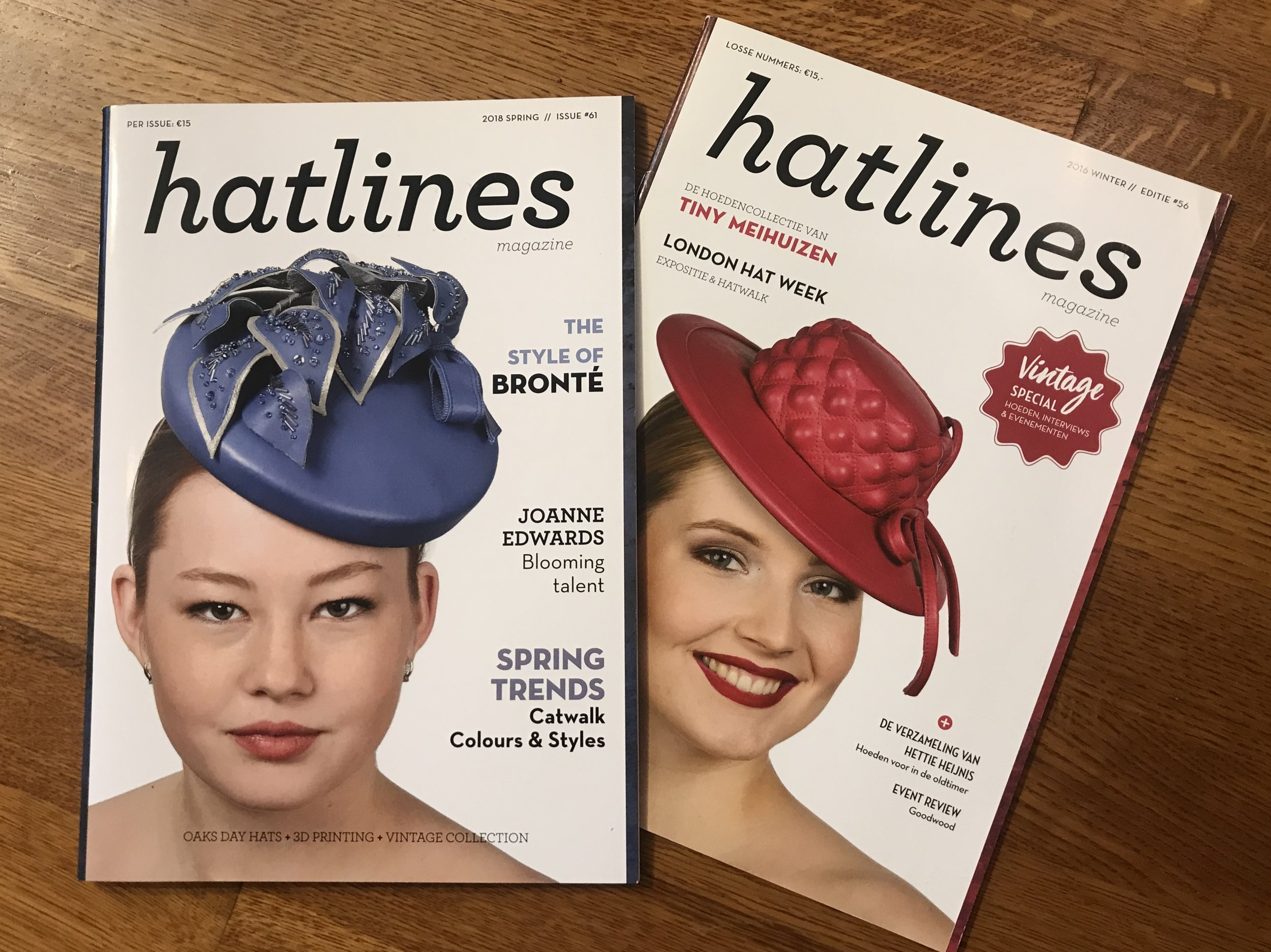 Hatlines Magazine