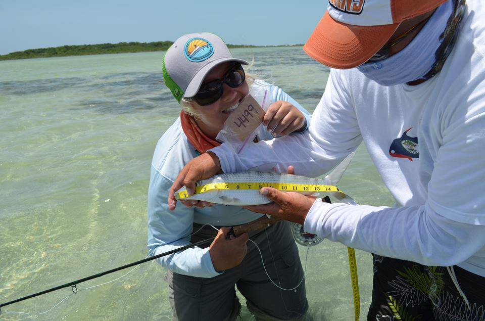 Participated in my first flyfishing tournament, the  Tres Pescados Slam Tournament  in Belize with my new friend Courtney Martin. Super sweet time fishing with this gal, can't wait till 2014!