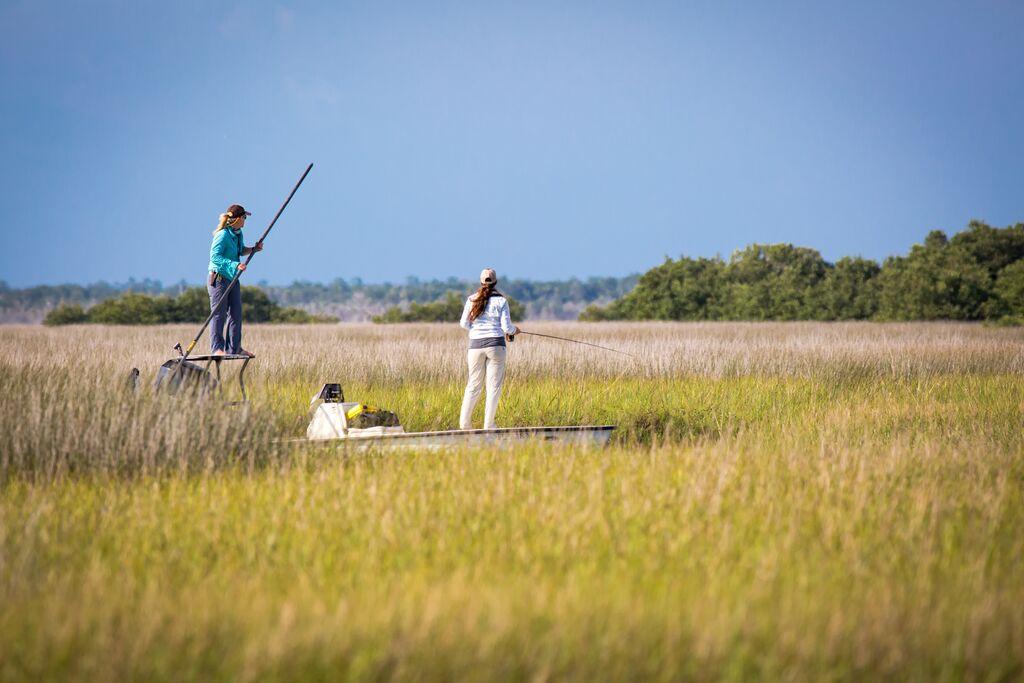 Flyfishing for Redfish, Snook & Tarpon