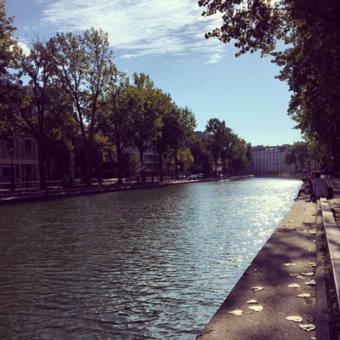 Canal St. Martin