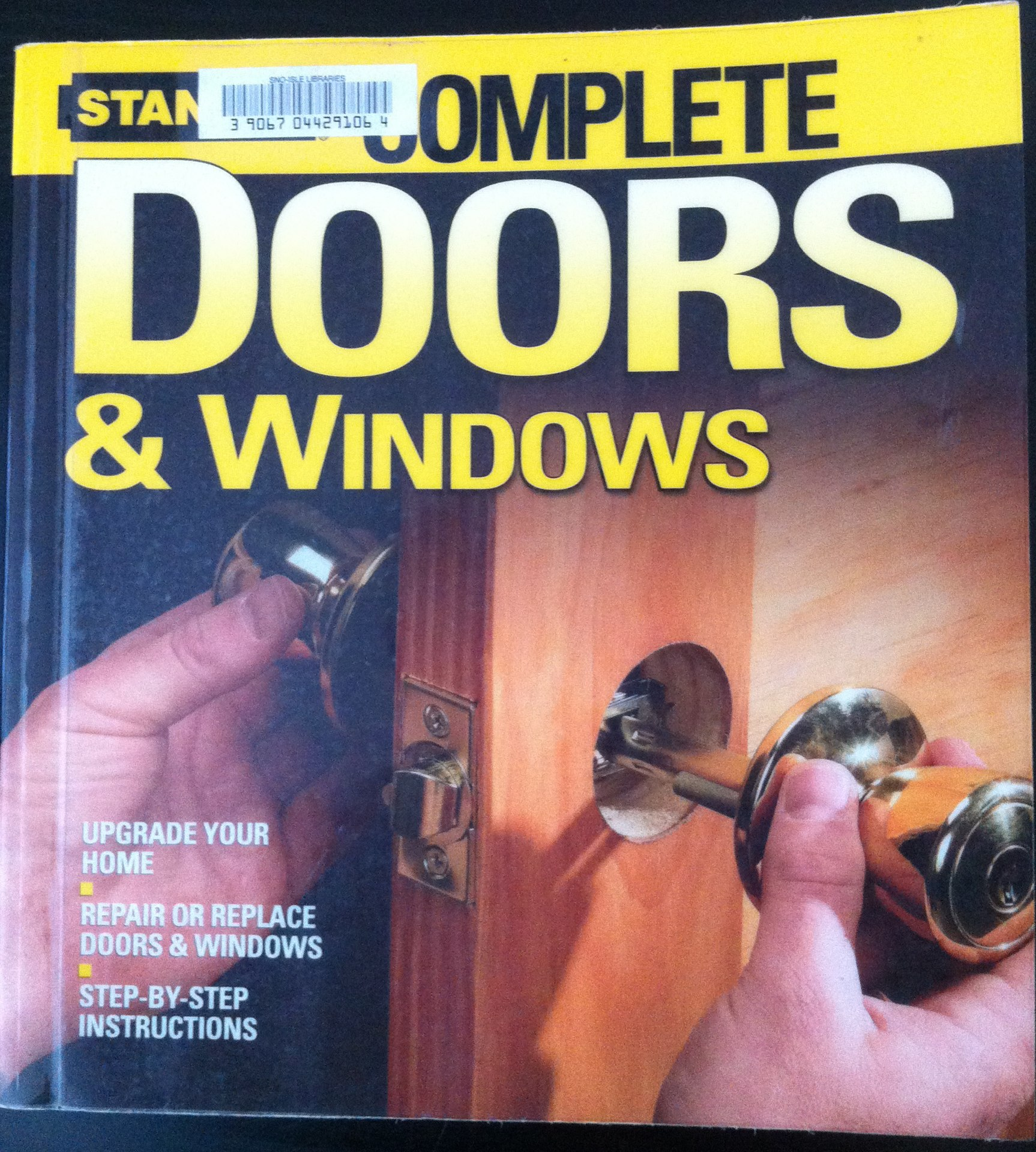 Stanley Complete Doors & Windows   Home Reference